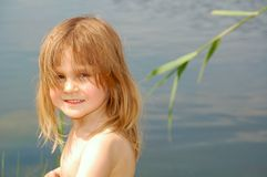 Lake fairy Stock Images