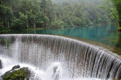 Lake falls Stock Image
