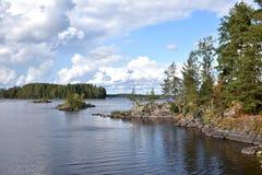 Free Lake Finland Landscape Royalty Free Stock Image - 157277806