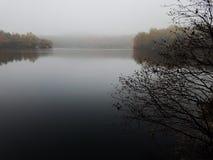The lake stock image