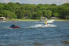 Lake Fun Royalty Free Stock Photo