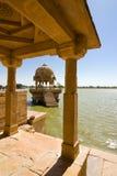 lake gadisar świątyni Fotografia Royalty Free