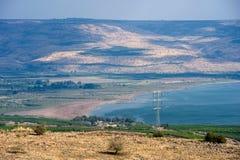 Lake of Galilee Royalty Free Stock Photo