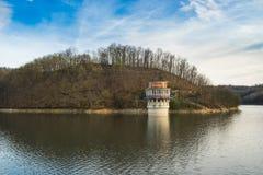Lake Garasko Royalty Free Stock Photography