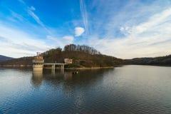 Lake Garasko Stock Photo