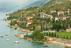 Lake Garda Stock Photos
