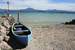 Lake Garda. The Lake Garda in Italy royalty free stock photography