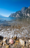 Lake Garda Stock Image