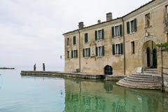 Lake Garda Royaltyfri Bild