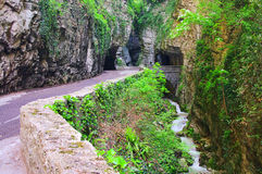 Lake Garda Brasa valley Royalty Free Stock Photo