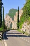 Lake Garda Gardesana Stock Images