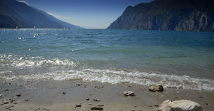 Lake Garda - Italy Royalty Free Stock Photo