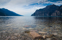 Lake Garda Italy Stock Images