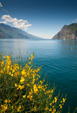 Lake Garda Italy Stock Image