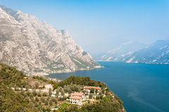 Lake Garda, Italy Stock Photography