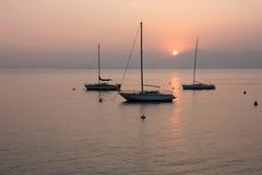 Lake Garda, Italy Stock Images