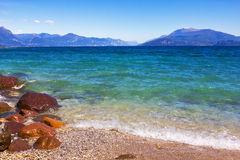 Lake Garda, Italy. Royalty Free Stock Photo