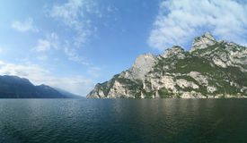 Lake Garda - Italy Royalty Free Stock Photos