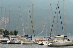 Lake Garda Italy Stock Images