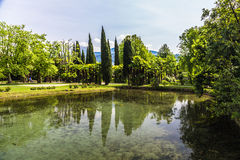 Lake of Garda, italy royalty free stock photography