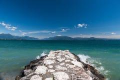 Lake Garda Italy Royalty Free Stock Images
