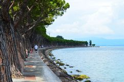 Lake Garda Royalty Free Stock Photos