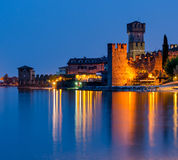 Lake Garda (Lago di Garda), Sirmione Stock Photography
