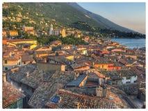 Lake Garda stock images