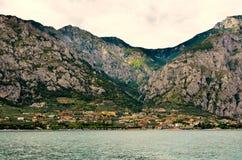 Lake garda royalty free stock images