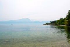 Lake Garda Stock Image