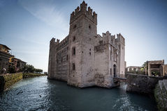Lake Garda. Sirmione. stock photo