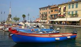 Lake Garda Royalty Free Stock Photography
