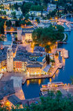 Lake Garda, Town of Riva del Garda, Italy Royalty Free Stock Photo