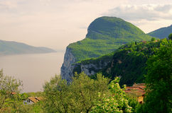 Lake Garda Tremosine 02 Royalty Free Stock Photo