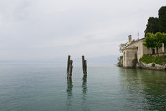 Lake Garda - Veneto Royalty Free Stock Photo