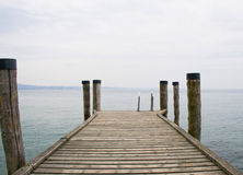 Lake Garda - Veneto Royalty Free Stock Photography