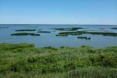 Lake Gardno Royalty Free Stock Photo