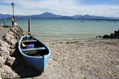 lake gardy Fotografia Royalty Free