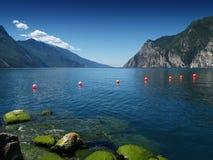 lake gardy Obrazy Stock