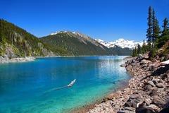 Lake Garibaldi in British Columbia, Canada Stock Photo