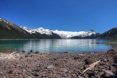 Lake Garibaldi in British Columbia Stock Photos
