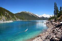 Lake Garibaldi in British Columbia Royalty Free Stock Photo