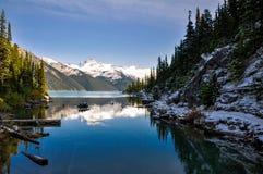 Lake Garibaldi Royalty Free Stock Images