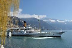 Lake Geneva Royalty Free Stock Photos