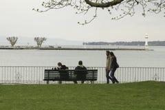 Lake  Geneva Stock Photography
