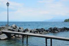 Lake Geneva / Genfersee / Lac Leman Royalty Free Stock Image