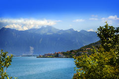 Lake Geneva Stock Photo