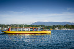Lake Geneva Royalty Free Stock Image