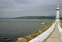 Lake Geneva Stock Images