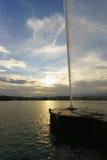 Lake Geneva Royalty Free Stock Photo